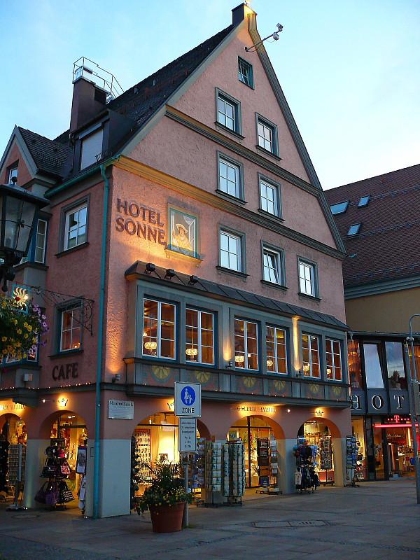46 Отель Sonne
