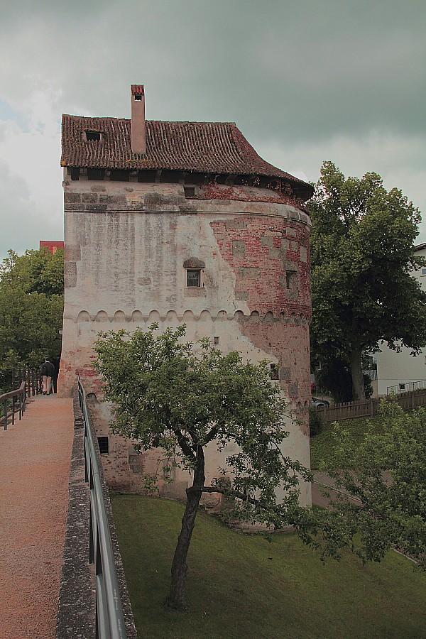 19 Смотровая башня