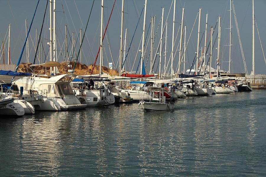 6 Яхты