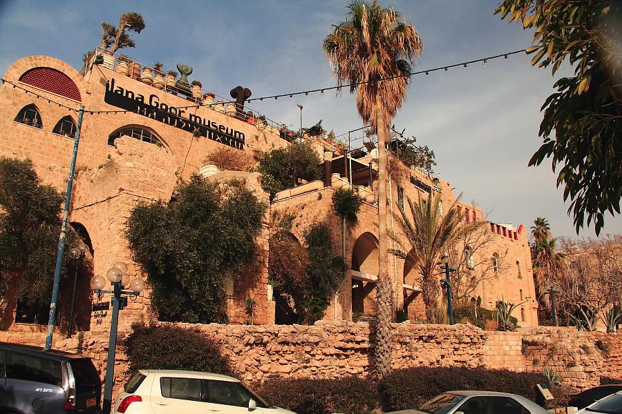 23 Музей древностей Тель-Авив – Яффо