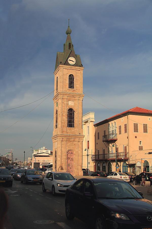 31 Часовая башня султана Абдул Хамида II