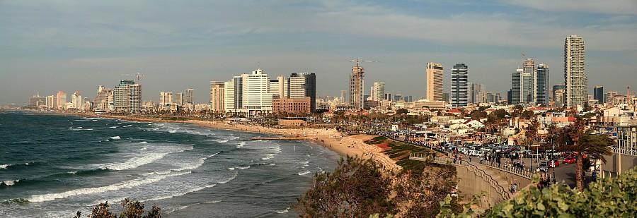 36 Набережная Тель-Авив  Яффо.