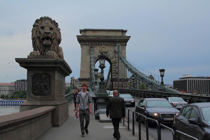 45 - DPP_968245 Цепной мост в Будапеште («Сечени»),