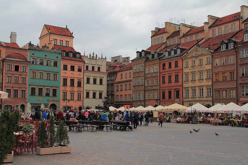 12 DPP_968210 Рынок старого города. Исторический музей столичного города Варшавы (Muzeum Historyczne m.st. Warszawy)