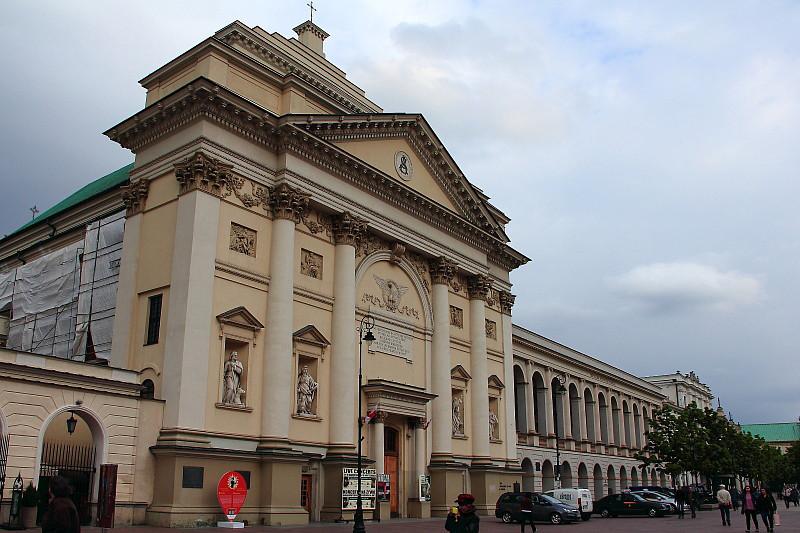 20 DPP_968229 Костел св. Анны (Kościół św. Anny)