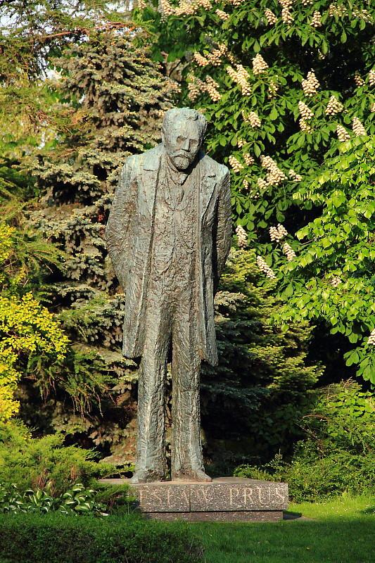 26 DPP_968238 Памятник Болеславу Прусу (Pomnik Bolesława Prusa)