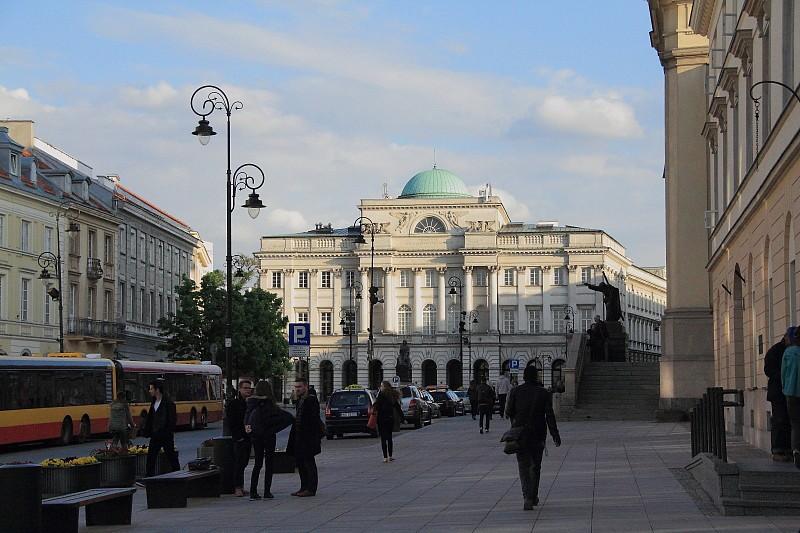 30 DPP_968243 Академия наук. Дворец Сташица (Pałac Staszica)