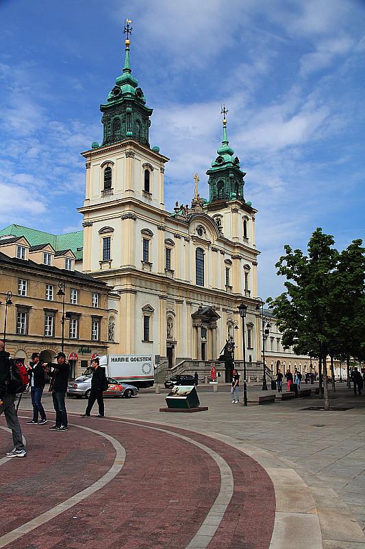 52 DPP_9682115 Малая базилика под покровительством Св. Креста (Bazylika Mniejsza pw. Świętego Krzyża)