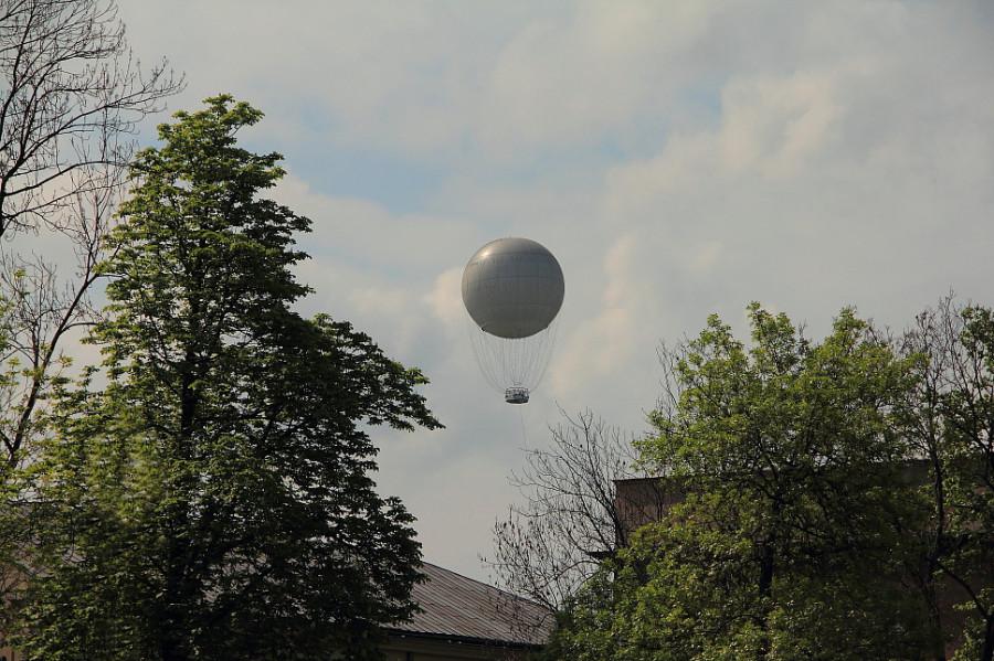 6 DPP_9682484 Воздүшный шар над Краковым