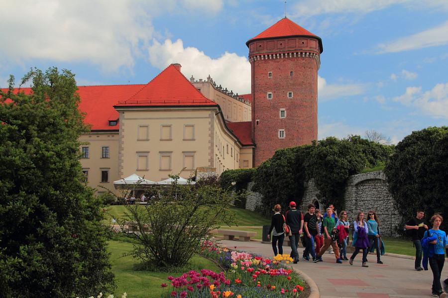 38 DPP_9682499 Сенаторская башня или Любранка (польск. Baszta Senatorska, Lubranka)
