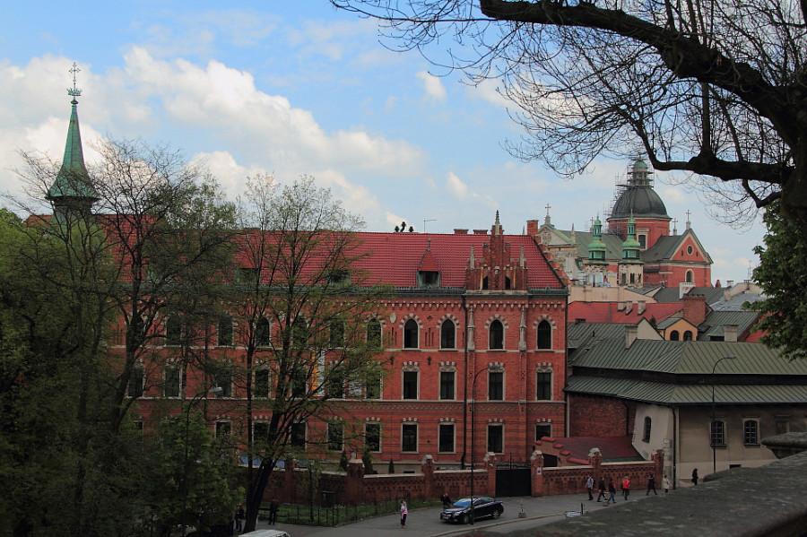 43 DPP_9682503 Вид из Вавеля на Краков