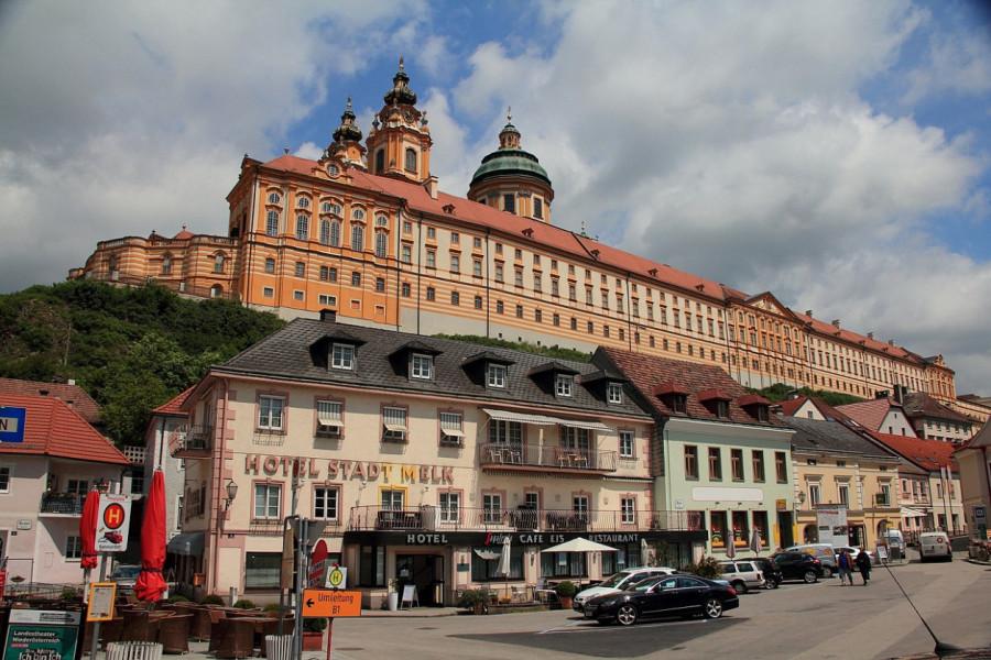IMG_8798m Монастырь в г.Мелк, Австрия