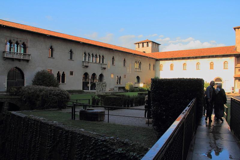 DPP_003 Замок Кастельвеккьо(Castelvecchio)