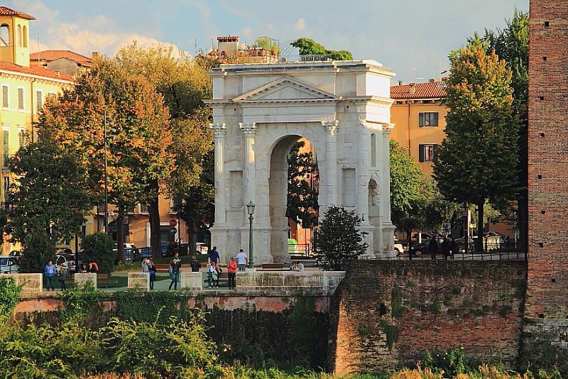DPP_008 Триумфальная Арка Гави(Arco dei Gavi