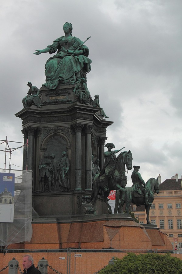 12 a Императрица Мария Терезия