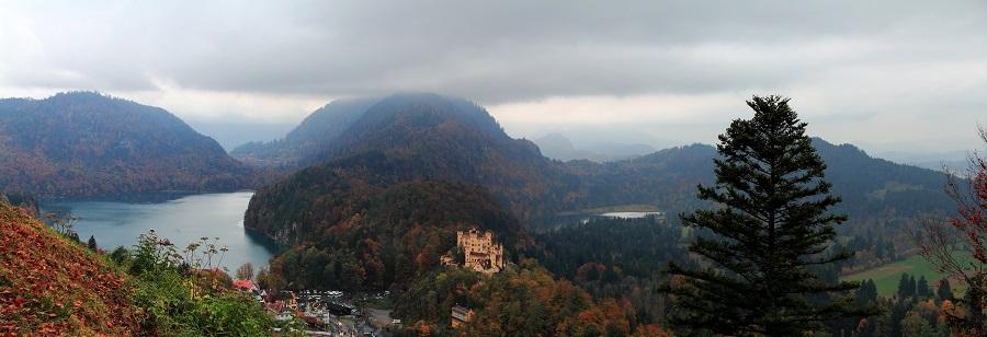1 Вид на старый замок