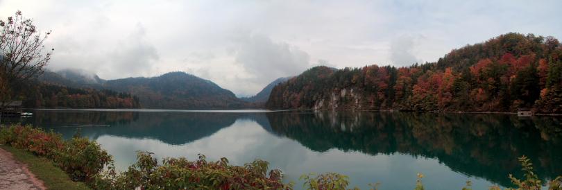 2 Озеро Альпзее