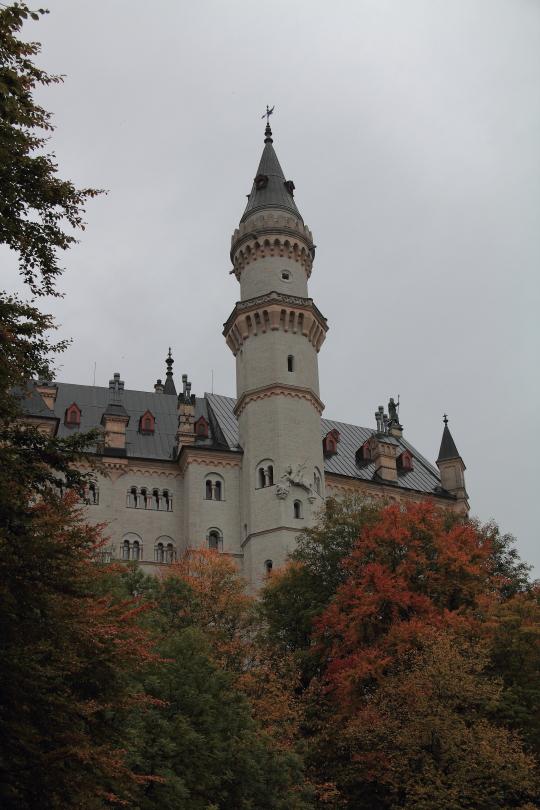 DPP_017 замок Нойшванштайн