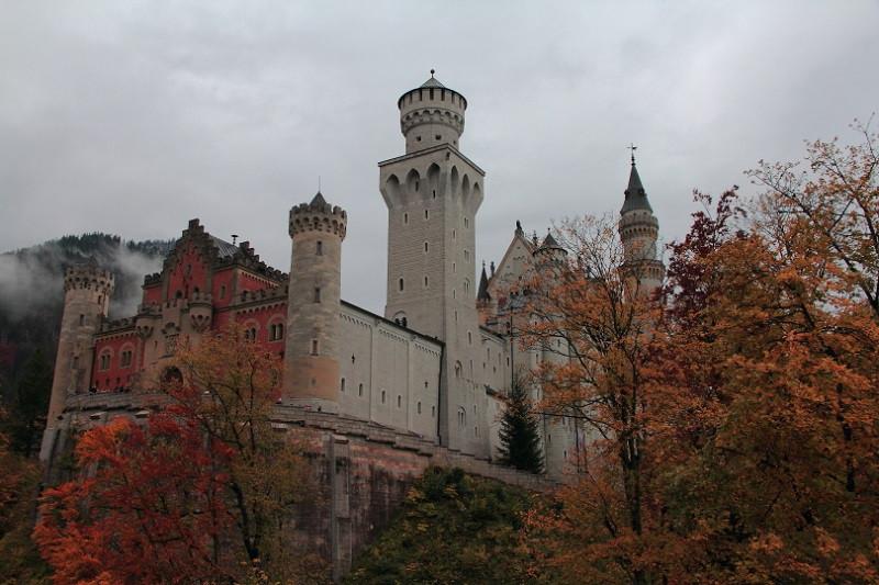 DPP_019 замок Нойшванштайн
