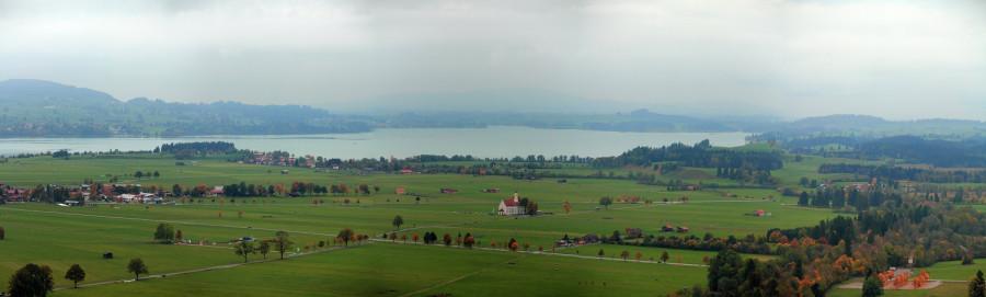 DPP_024 Вид на долину с церковью св.Коломана