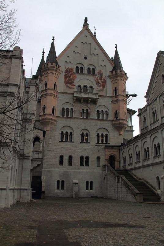 DPP_027 замок Нойшванштайн