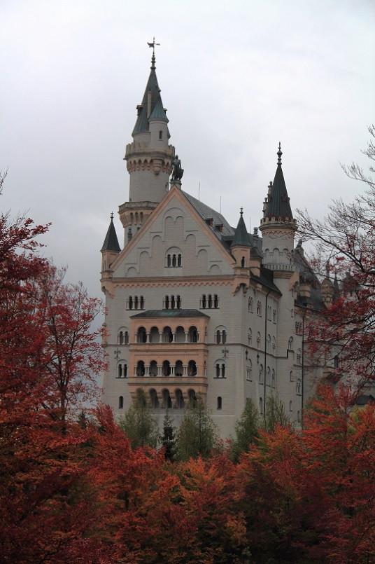 DPP_028 замок Нойшванштайн