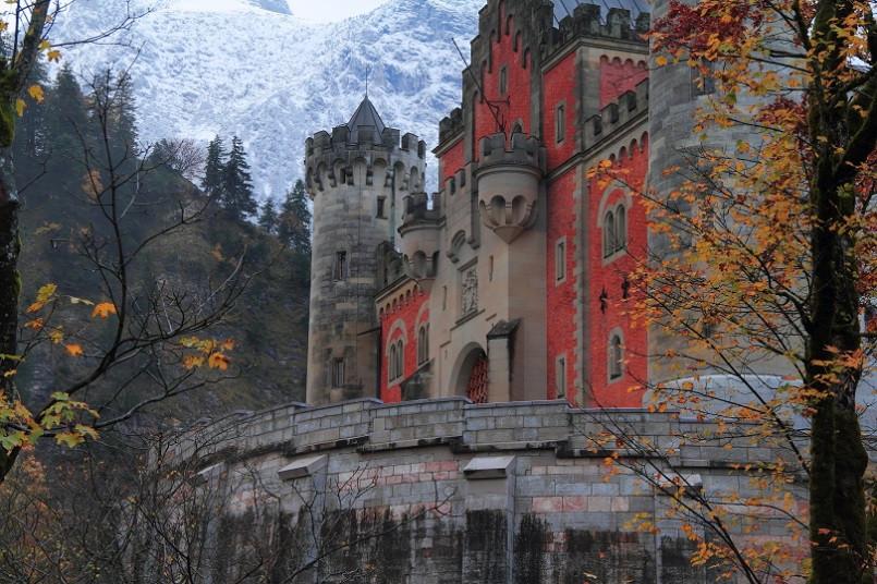 DPP_031 замок Нойшванштайн