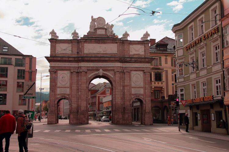 01 Триумфальная арка