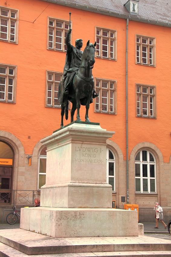 IMG_8071m Памятниик баварскому королю Людвигу l