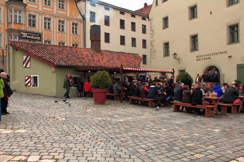 IMG_8225m Первая в истории сосисочная Historische Wurstküche