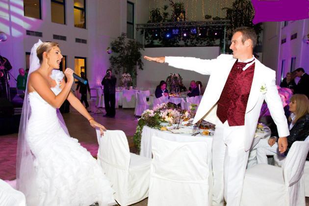 Оформление свадеб в Воронеже