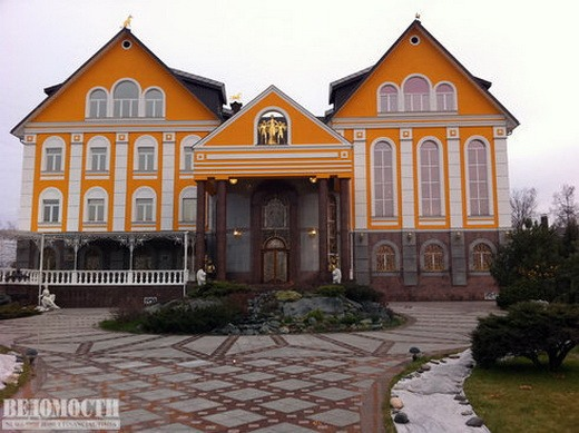 Дом Брынцалова в Салтыковке