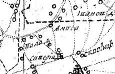 карта Шонбека