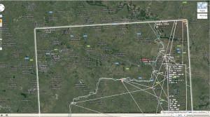Траектория MH17-3