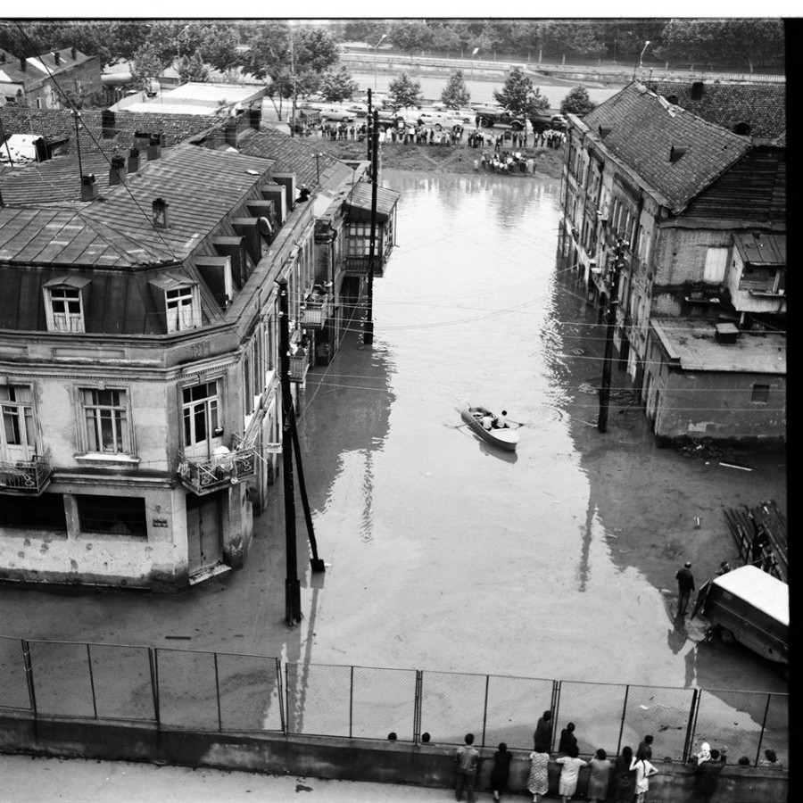 11 Пески. Наводнение. С.Дарчинян.