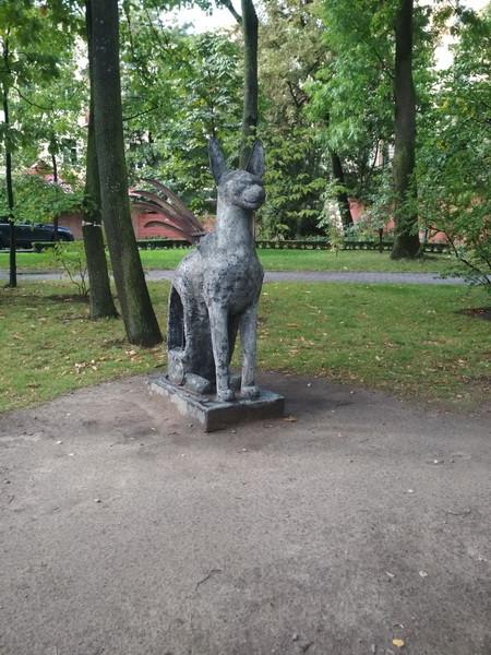 летучая собако-гиена