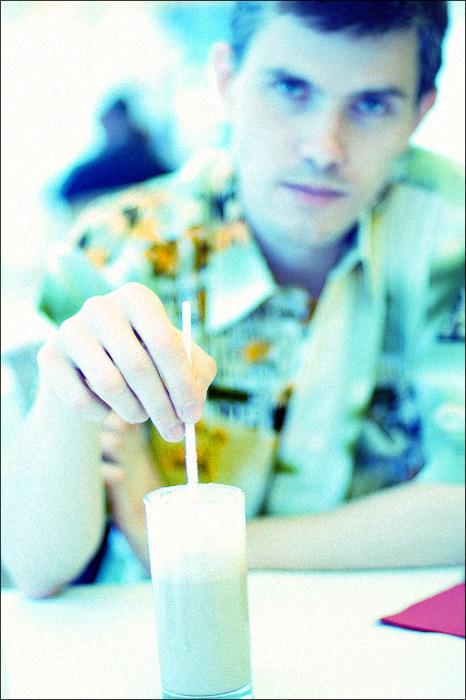 Я в кафе в Москве, обработка Айку, 9 мая 2007