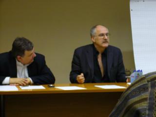Выступление Владимира Четвернина на ЭТИХиП 15 декабря 2005г.