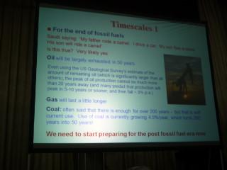 Типичный слайд из слайдомента Ллевелина 17 мая 2009