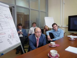 Шестое заседание INCOSE