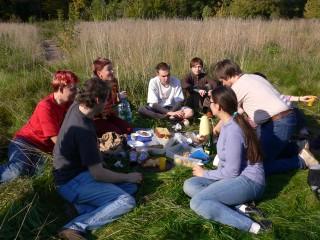 Фестиваль шарлотки 24 сентября 2006г. в Ботаническом саду -- 9 шарлоток