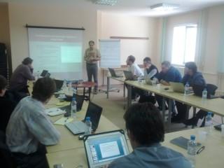 Третья рабочая встреча Русского отделения INCOSE по проблемам системной инженерии, Бекасово, 2012
