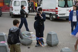 Дримфлеш, 22 апреля 2012.
