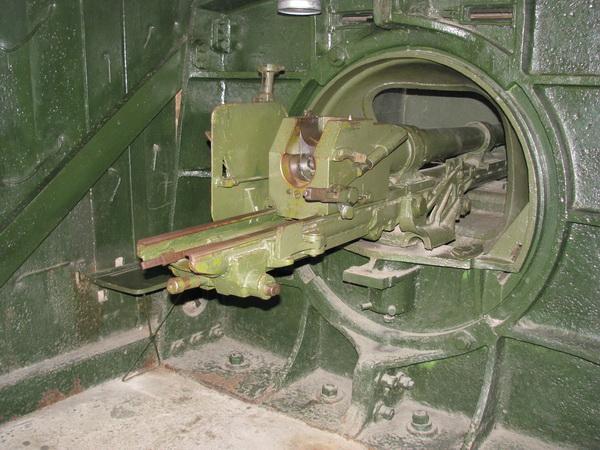 Внутри АПК 134