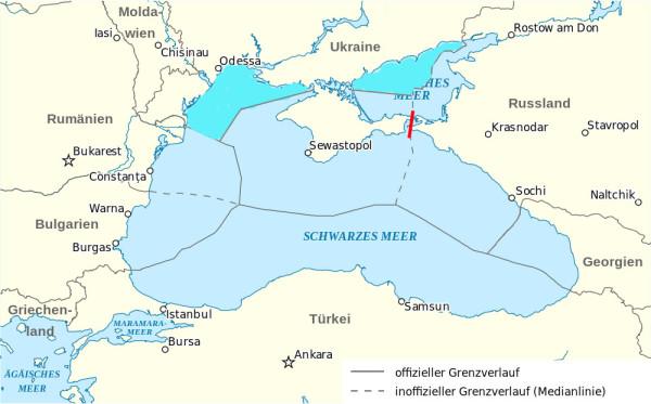 Черное море после аннексии