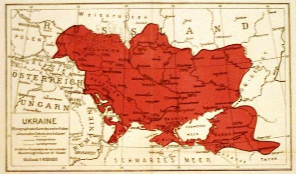 Ukraine 1918