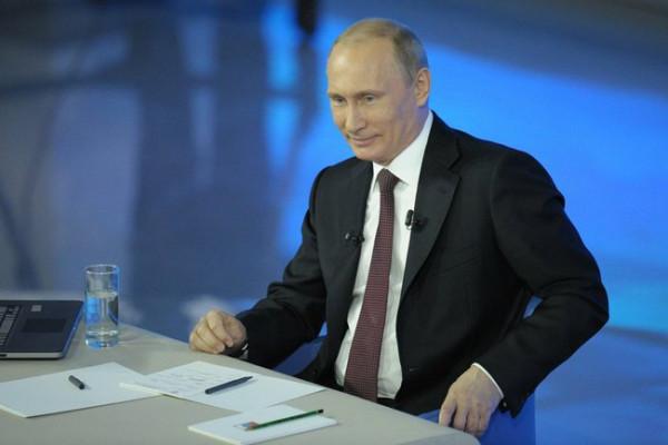 Путин 2014.04.17
