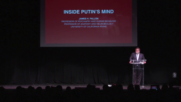 Дж.Фаллон. Внутри мозга Путина. Обсессивно-компульсивное расстройство психопатов и социопатов