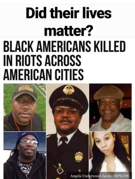 Кто убивает афроамериканцев? И кто хочет убивать их еще больше?