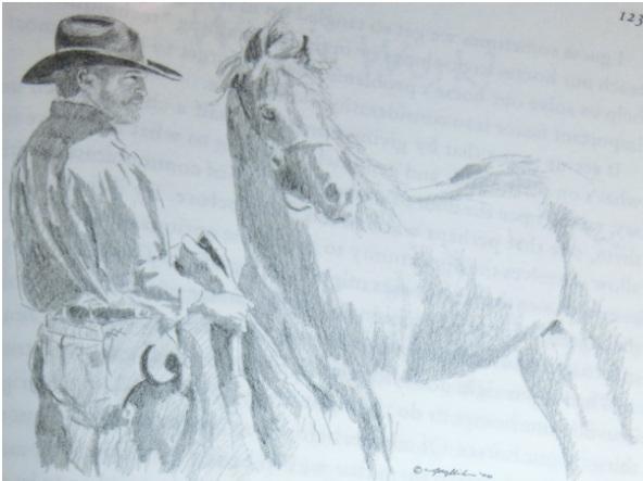 Перепост. Марк Рашид. Лошади никогда не лгут. Глава 6, часть 3
